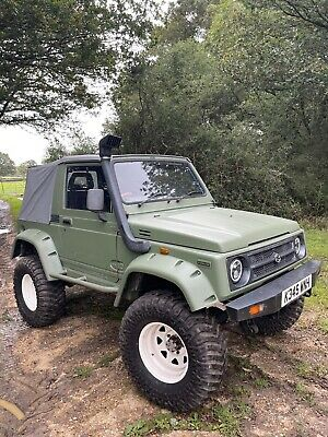 Suzuki Samurai SJ416 Off Road Monster Truck 11 Months Mot