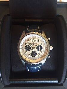 Breitling Chronospace Automatic Watch Wakeley Fairfield Area Preview