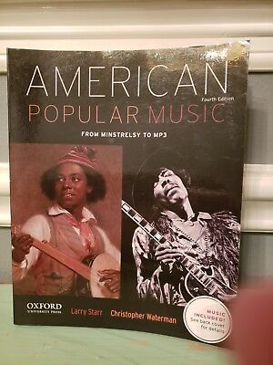 American Popular Music : From Minstrelsy to MP3