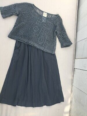 CAFFE d' ORZO Girls 2 Piece Outfit Size 6 Skirt & Top