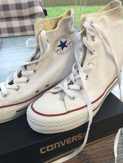Converse Platform Shoes size 9 Cranebrook Penrith Area Preview