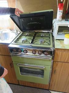 Vintage Chef Gas Caravan Oven/ stovetop Lugarno Hurstville Area Preview