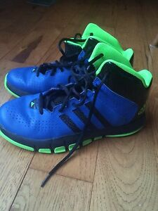 Adidas Youth Basketball shoes size 7