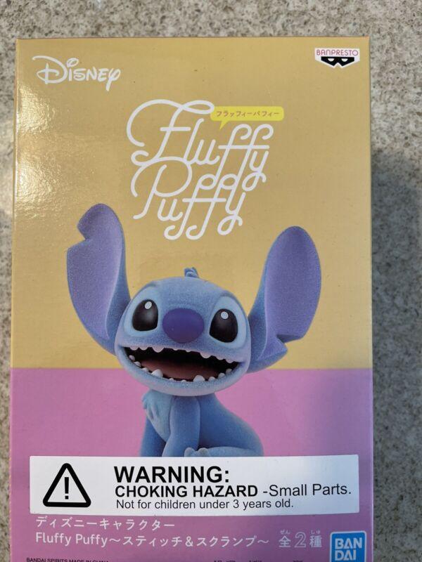 EC Banpresto Disney  Fluffy Puffy Figure Lilo & Stitch Stitch *IN HAND*