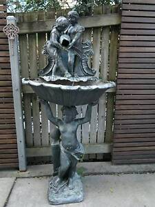 BRONZE   WATER FOUNTAIN ANTIQUE Cleveland Redland Area Preview