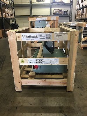 Cci Thermal Ruffneck Heat Exchanger Unit Heater Fr1-16-a1a1-2a Explosion Proof