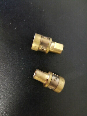 2 Pack Miller Genuine Contact Tip Adapter For Millermatic 140 180 211  169716