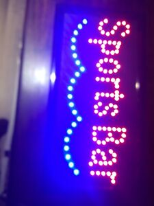 Sports Bar Light Up Sign