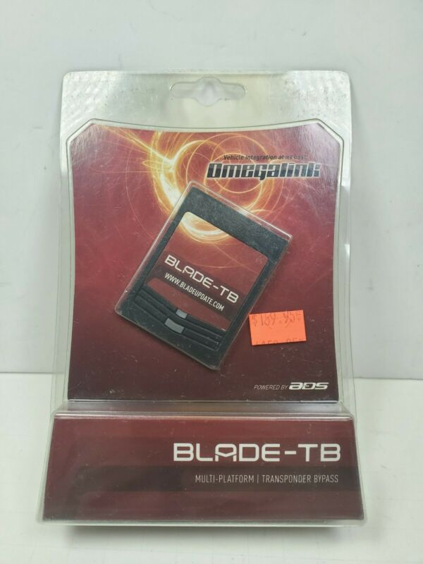 Omega OL-BLADE-TB Universal Web-Programmable Immobilizer Bypass Cartridge