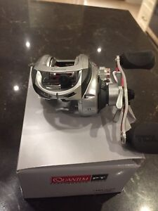 Quantum Tour T101HPTMG baitcast fishing reel