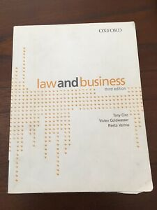 Textbook Law and Business Wavell Heights Brisbane North East Preview
