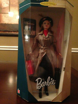 NIB Barbie 1999 Autumn in London Doll Collector's Edition on Rummage