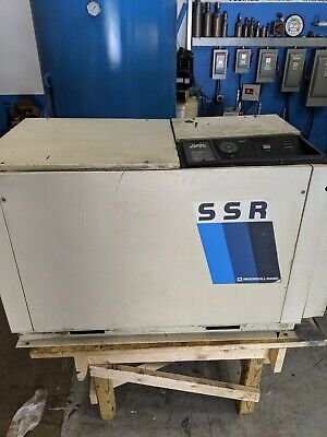 Used Ingersoll Rand 25 Hp Rotary Screw Air Compressor Ssr-ep25