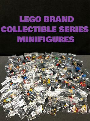 "AUTHENTIC LEGO COLLECTIBLE MINIFIGURE SERIES MINIFIGURES CMF ""YOU PICK/CHOOSE"""