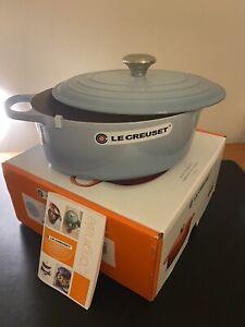 Le Creuset Casserole oven oval 29cm- ORIGINAL - NEW