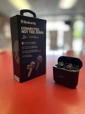 Skullcandy Indy True In-Ear Wireless Headphones - Black Brand New Sealed