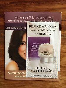 Tester Adonia Athena 7 Minute Lift ANTIFALTENCREME Creme Anti-Age NEU