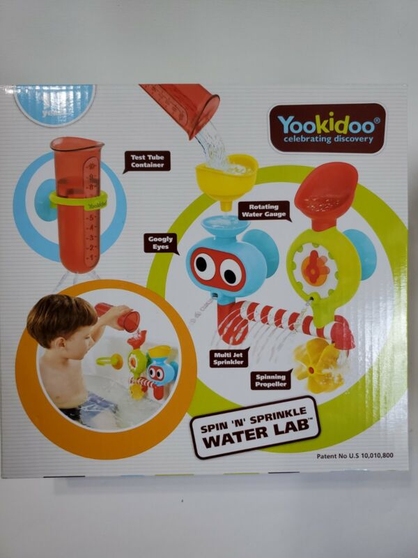 Baby Bath Toy - Spin