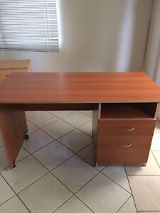 Moving Sale - solid timber study desk Liverpool Liverpool Area Preview