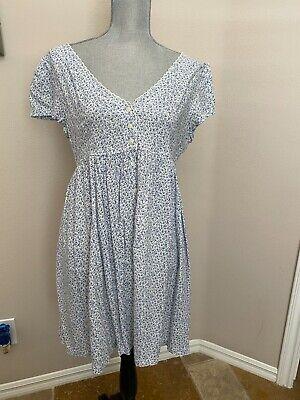 Ralph Lauren Denim & Supply  BABYDOLL DRESS SIZE M