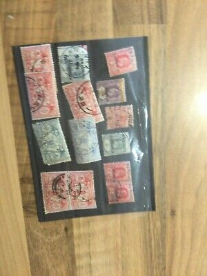 New Hebrides KEVII overprints RARE LOT 1* NHH