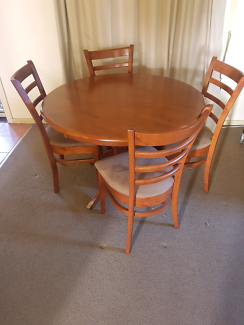 Dining Table 4 Chairs 6000 Port Macquarie