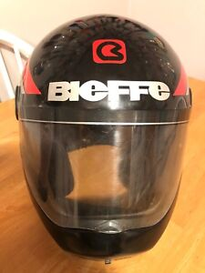 Bieffe motorcycle helmet size adult small Italy