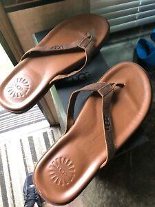Men's UGG sandals (size 12)