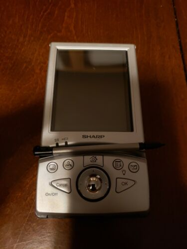 SHARP Zaurus SL-5500 Linux PDA Handheld Computer