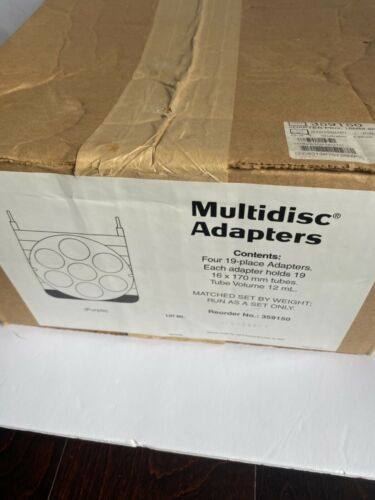 Beckman Coulter 359150 Centrifuge Multidisciplinary Adapter-purple
