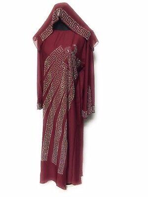 Latest Design Dubai Abaya Kaftan Farasha  Maxi jilbab jalabiya burkha