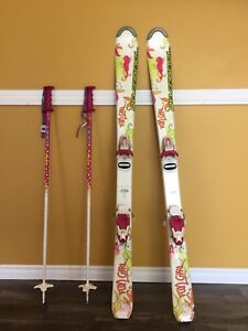 Starter pair of youth skis!
