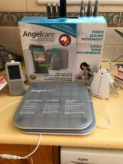Angelcare Video Sound Movement Monitor AC1100
