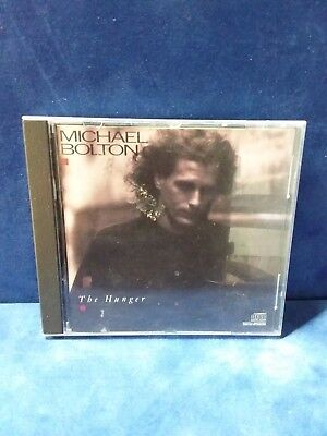 CD Michael Bolton The Hunger USED