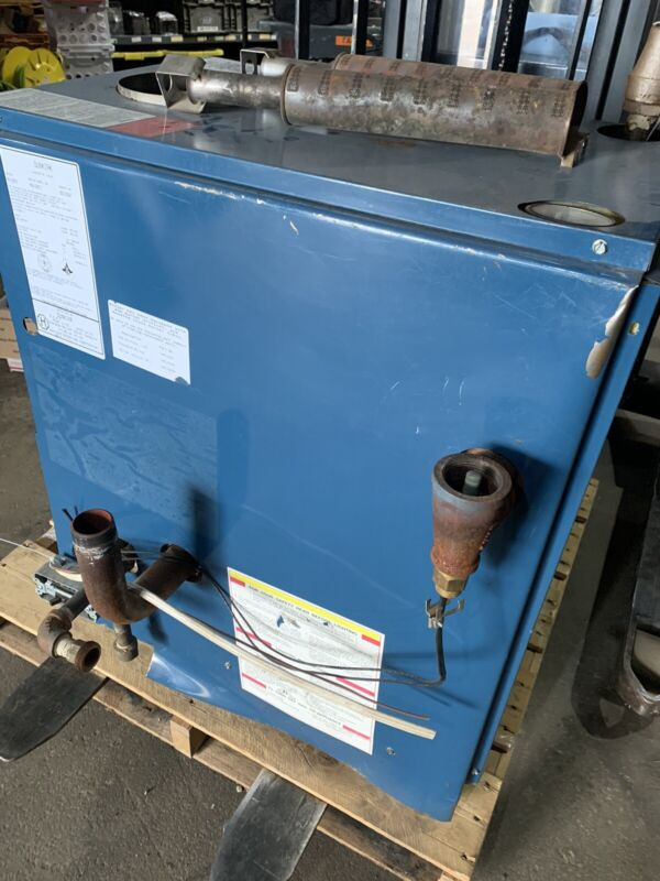 DUNKIRK Boiler PWX-5VNT2 (Input: 140,000 BTU/Output: 112,000 BTU) *READ DETAILS*