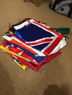 Flag Collection (42 flags)