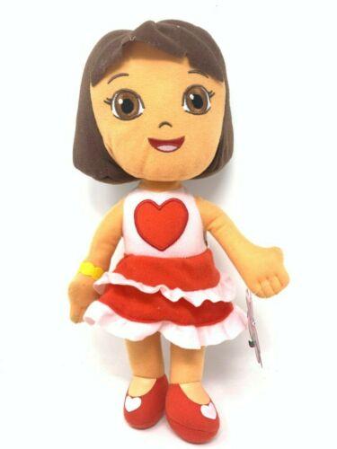 """NICK JR. Dora The Explorer Plush Toy - 8"""" Dora Plush"""
