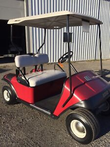 1998 EZ-GO  Gas Powered GOLF CART