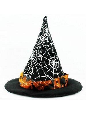 Infantil Halloween Sombrero Bruja Pequeño diadema Diadema Fiesta De Disfraces