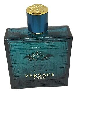 Versace Eros 100ml EDT Spray, Brand New, See notes