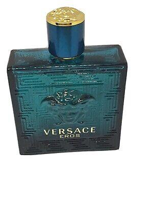 Versace Eros 100ml EDT Spray, Brand New, See notes