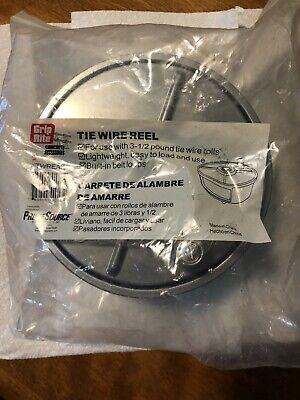 Primesource Grip-rite 2w X 6d Cast Aluminum Tie Wire Reel