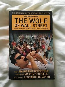 The Wolf of Wall Street Jordan Belford Vaucluse Eastern Suburbs Preview