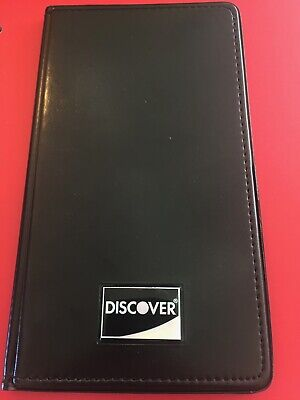 New Check Presenters Any Quantity - Server Books Restaurant Guest Double Panel