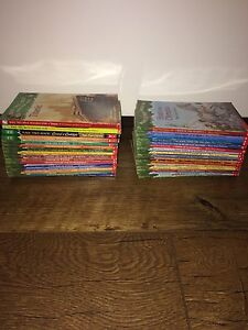Magic Treehouse Children's Books Set