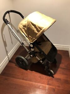 bugaboo Frog with bassinet
