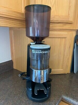 Nuova Simonelli Mdx Used Commercial Coffee Grinder