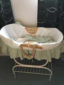 Bassinet for sale! Brand new condition.