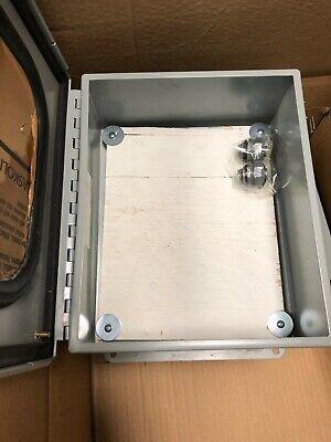 Hoffman A1210chqr Spl Junction Box