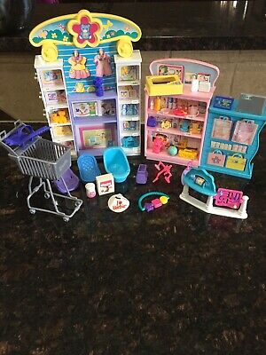 Mattel Barbie Baby Store Playset